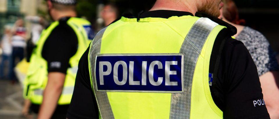 Police Officer shutterstock_651846142