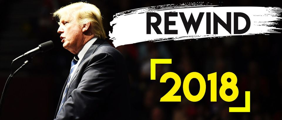 Trump Rewind 2018/Screen Shot/The Daily Caller