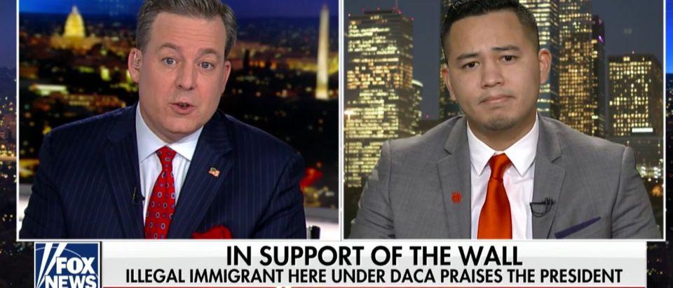 DACA recipient Hilario Yanez