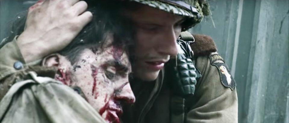 Band of Brothers (Credit: Screenshot/YouTube HBO https://www.youtube.com/watch?v=zDBUooZQzgA)