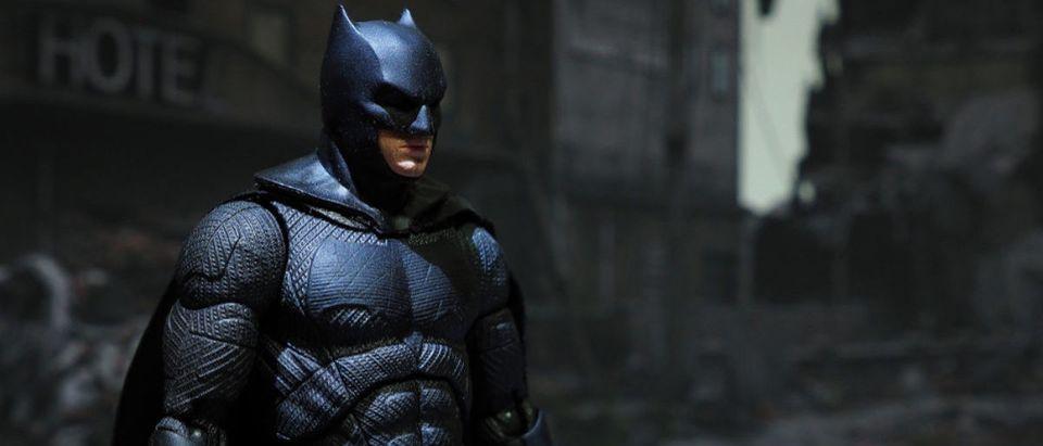 Batman (Credit: Shutterstock/Krikkiat)