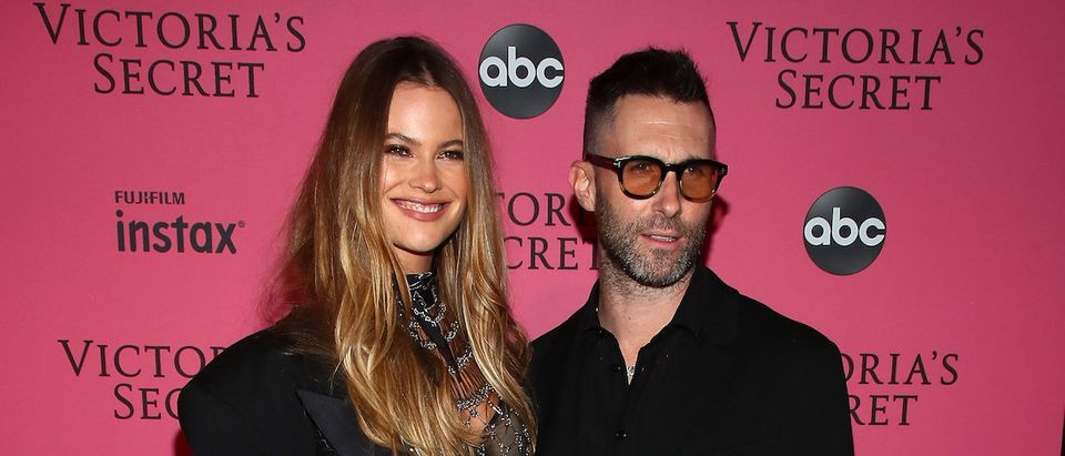 Behati Prinsloo attends the 2018 Victoria's Secret Fashion Show After Party on November 8, 2018 in New York City. (Photo by Astrid Stawiarz/Getty Images for Victoria's Secret)