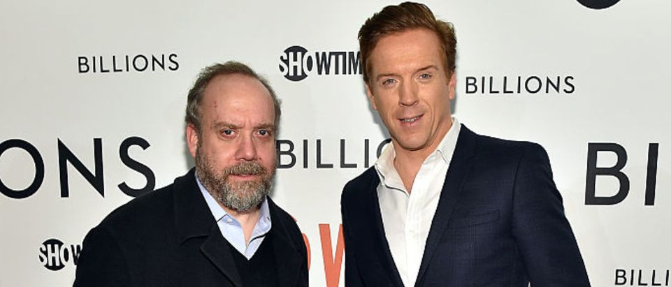 """The Showtime Series Premiere Of """"Billions"""" At The New York Museum Of Modern Art"""
