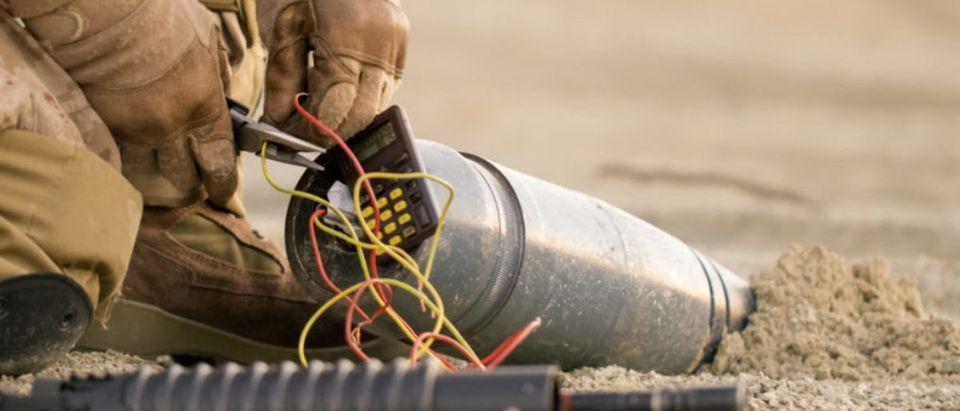 Bomb (Credit: Shutterstock/Gorodenkoff)