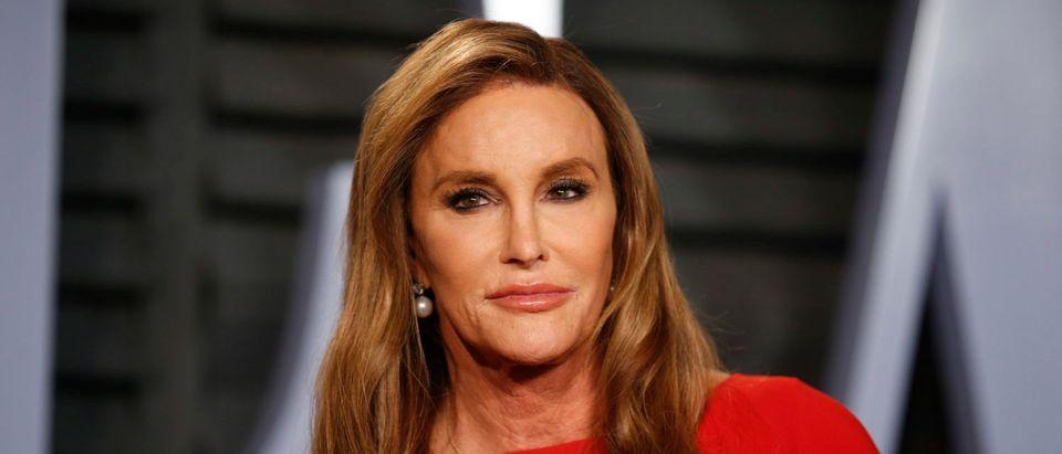2018 Vanity Fair Oscar Party Arrivals Beverly Hills, California, U.S., 04/03/2018 Caitlyn Jenner. REUTERS/Danny Moloshok