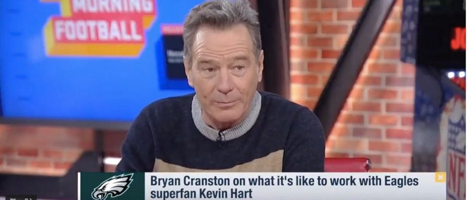 Bryan Cranston (Photo: YouTube Screenshot)