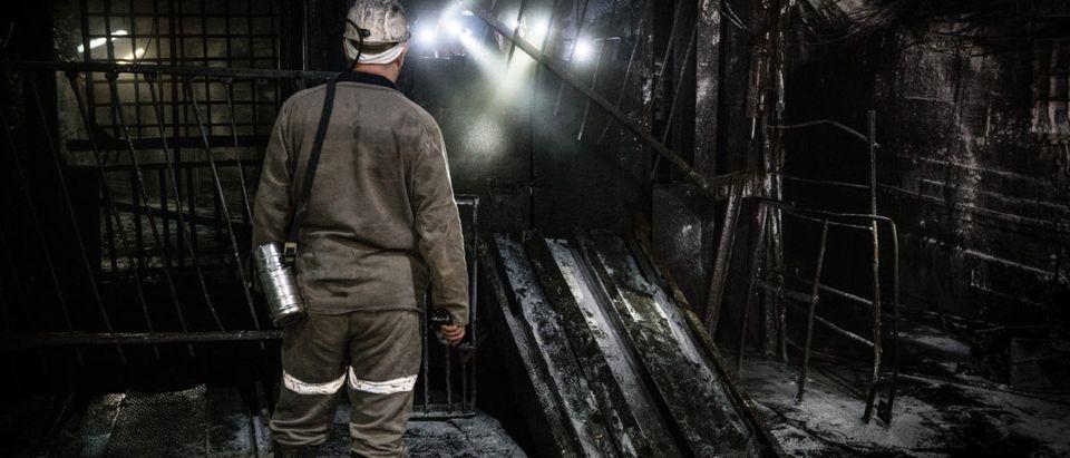 Coal Miner. Shutterstock