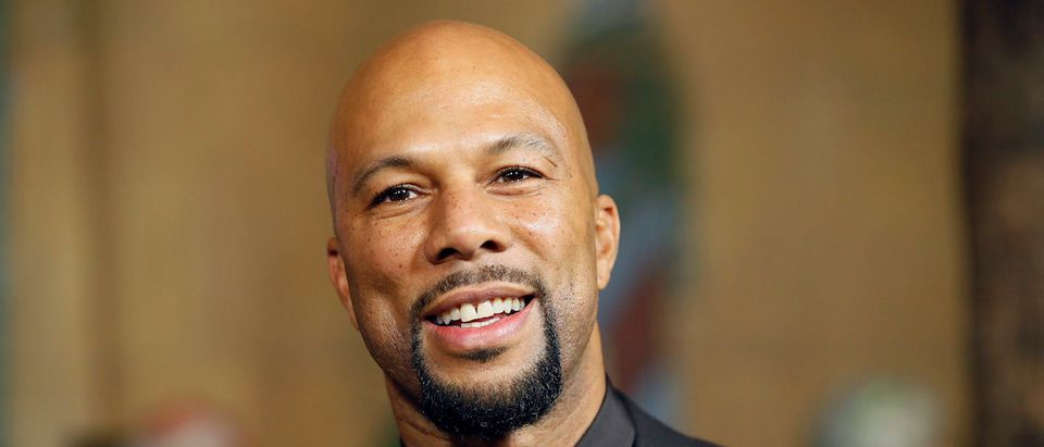 "Actor and rapper Common poses at a screening of the film ""Selma"" during AFI Fest 2014 in Hollywood, California November 11, 2014. REUTERS/Danny Moloshok"