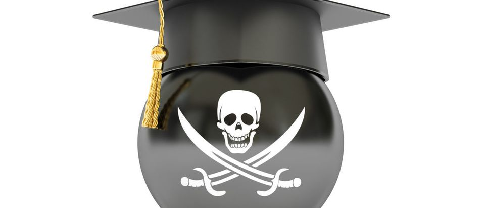 A fake university was set up to catch foreign nationals attempting to stay in the U.S. illegally. SHUTTERSTOCK/ AlexLMX