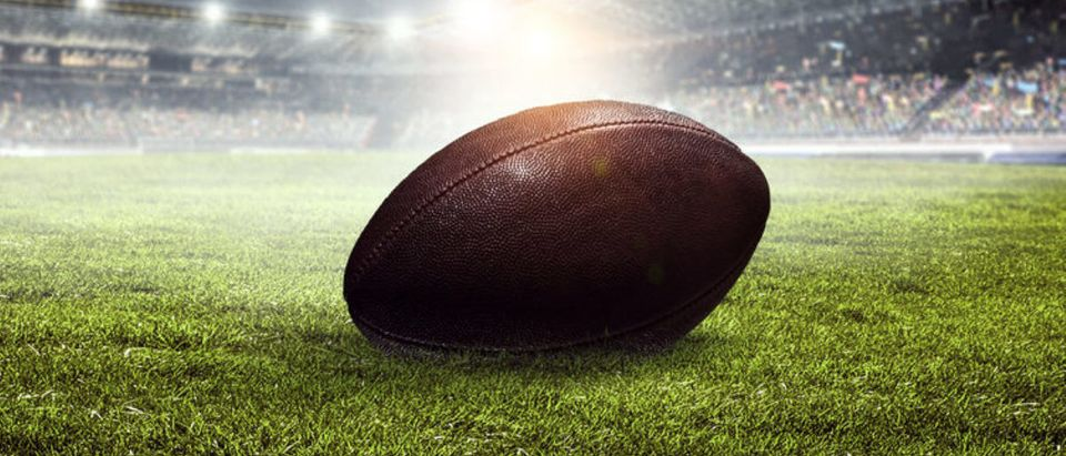 Football (Credit: Shutterstock/Sergey Nivens)