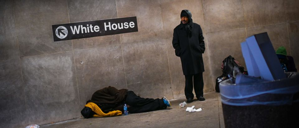 US-POVERTY-HOMELESS