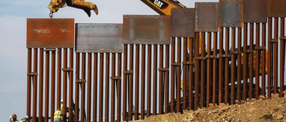 Border Wall On US Mexico Border Continues To Be Sticking Point Driving Government Shutdown Into Its Third Week