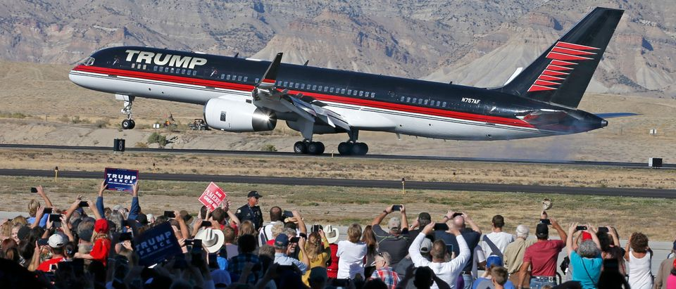Donald Trump Campaigns In Colorado Ahead Of Final Presidential Debate