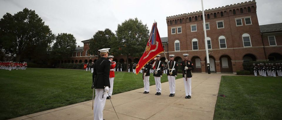 VP Pence Commemorates Anniversary Of 1983 Bombing Of U.S. Marine Barracks