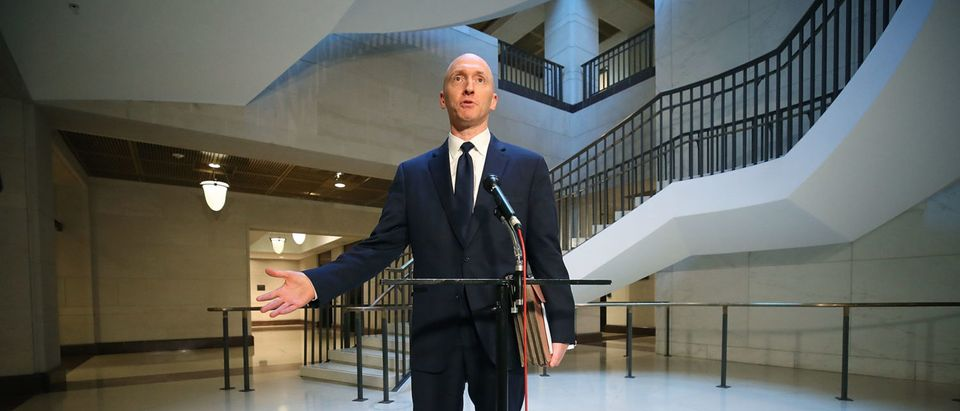 Former Foreign Policy Adviser To Trump Carter Page Testifies To House Intel Committee