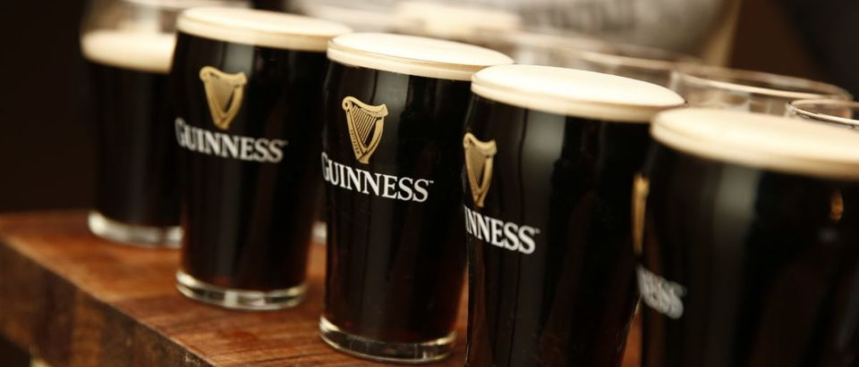 Pictured are Guinness beers. Brian Ach/Getty Images for Diageo Beer Company USA