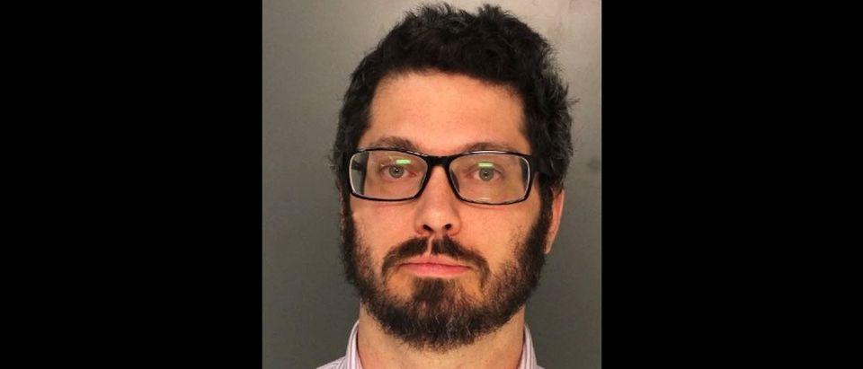 Joseph Alcoff Mugshot (Philadelphia Police Department)