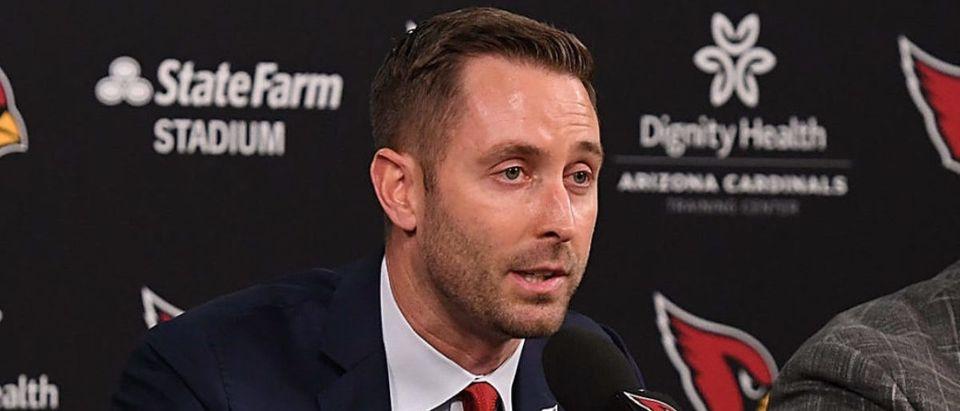 Arizona Cardinals Introduce Kliff Kingsbury - Press Conference