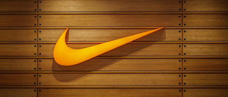 Nike Logo (Credit: Shutterstock/pixfly)