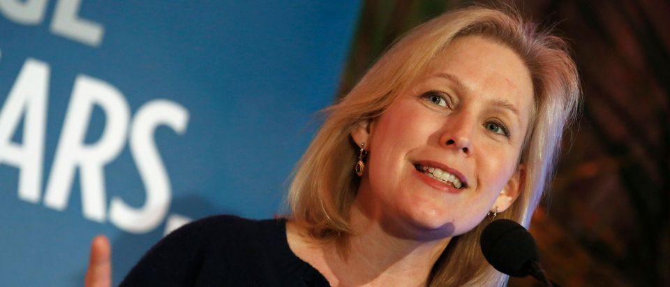 Gillibrand speaks at EMILY's List 30th Anniversary National Conference in Washington