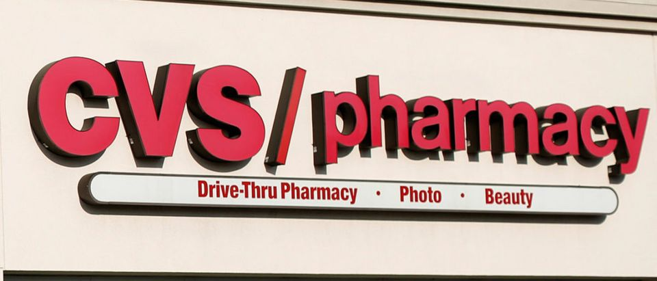 A CVS Pharmacy store is pictured in Pasadena, U.S., May 2, 2016. REUTERS/Mario Anzuoni