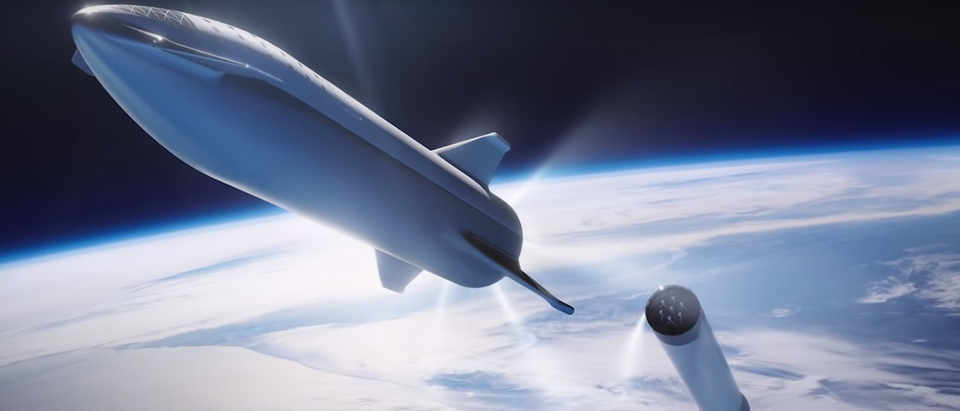 SpaceX's Proposed Reusable Spaceship, 'Starhopper,' Is A Work Of Art/ YouTube/ Engineering Today
