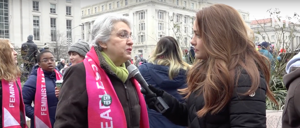 Is the March for Life or Women's March more welcoming to all women? We went to both to find out. (TheDCNF/Youtube)