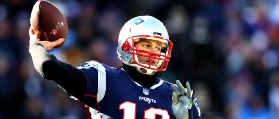 Tom Brady-Patriots