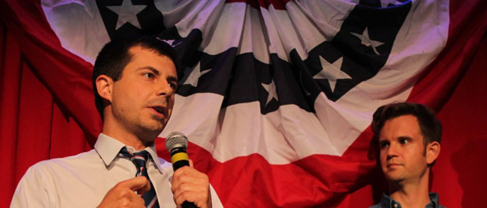 Mayor Peter Buttigieg-President
