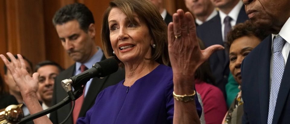 """House Speaker Nancy Pelosi And House Dems Introduce Democracy Reform Agenda, The """"For The People Act"""""""