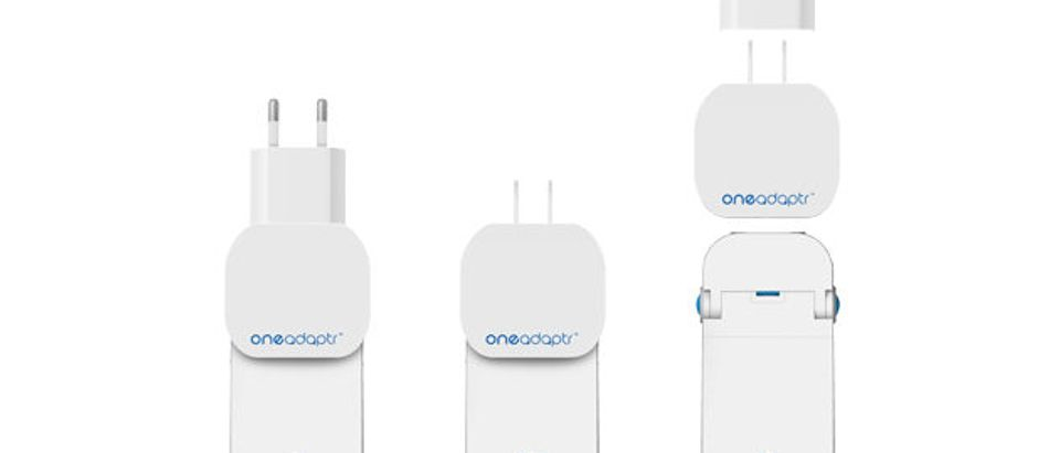 Normally $45, this travel adapter is 28 percent off