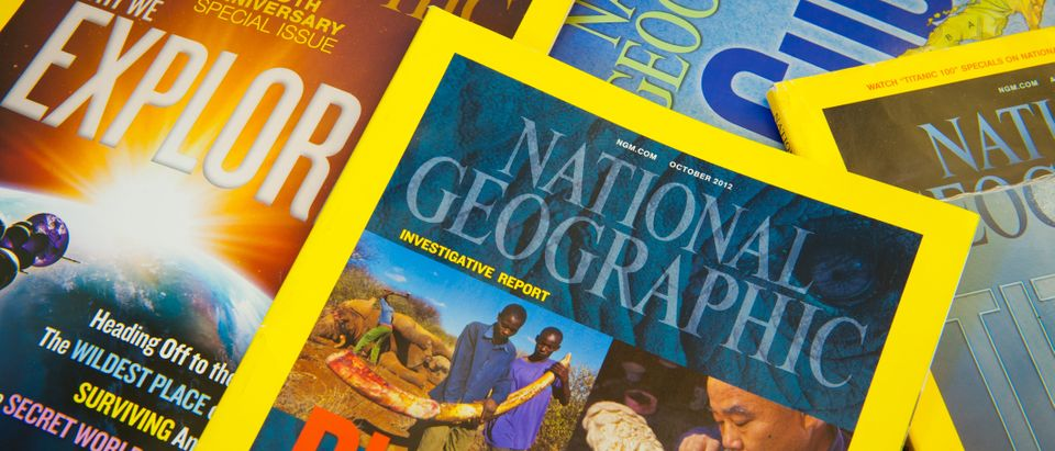 New National Geographic Documentary Counters Trump's Climate Change Ideas/ Shutterstock