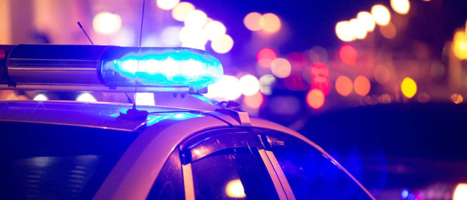 Police Car shutterstock_448997113