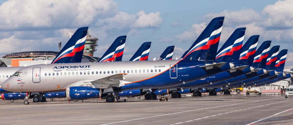 Aeroflot Planes shutterstock_700781764