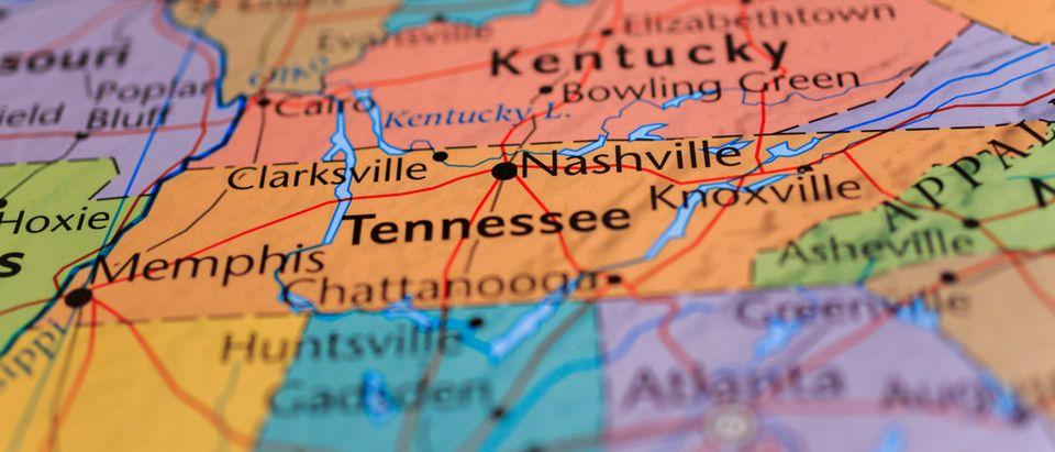 Parts of Tennessee experienced a 3.0 magnitude earthquake Jan. 14, 2019. Shutterstock image via user Alexander Lukatskiy