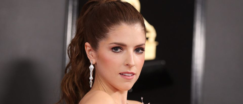 61st Grammy Awards - Arrivals - Los Angeles, California, U.S., February 10, 2019 - Anna Kendrick. REUTERS/Lucy Nicholson
