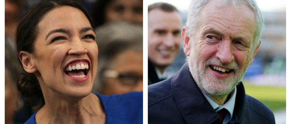 LEFT: Alex Wong/Getty Images RIGHT: Ian Forsyth/Getty Images