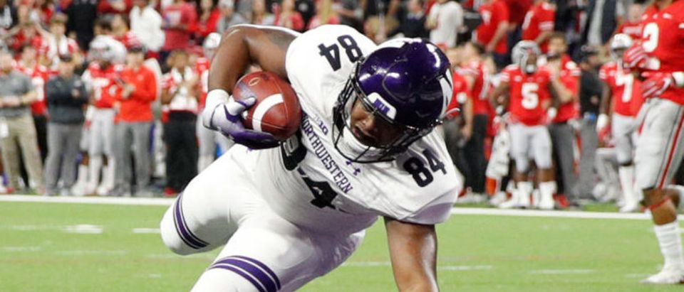 Northwestern Football Player Cameron Green Quits Over Head Injury Concerns The Daily Caller