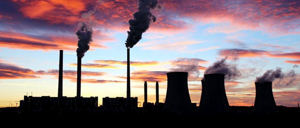 Coal Plant. Shutterstock