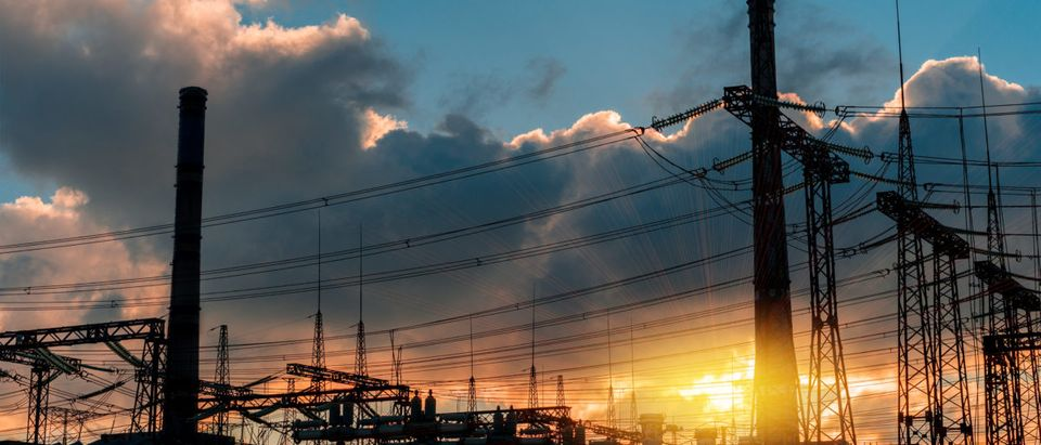 Coal Power Plant. Shutterstock