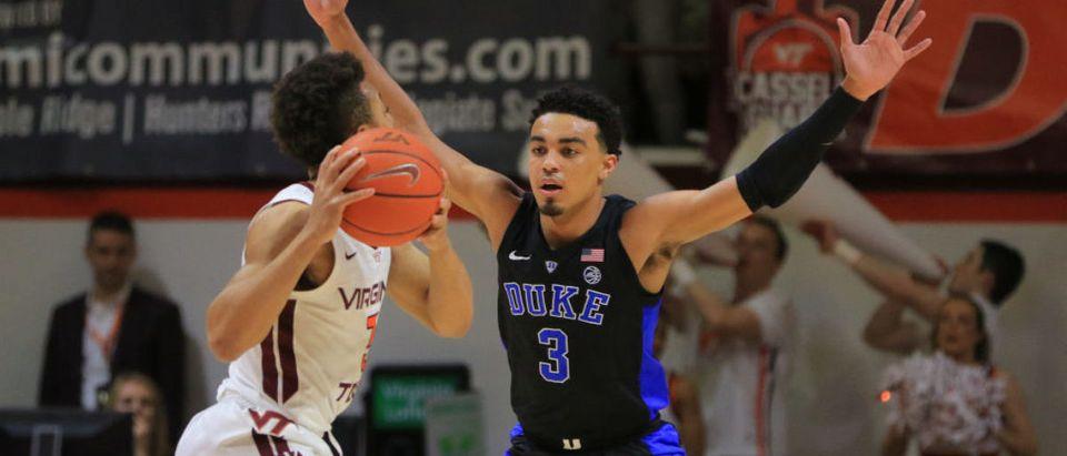 Duke v Virginia Tech