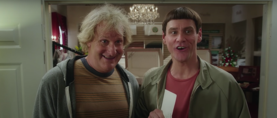 "A screenshot from the movie ""Dumb and Dumber."" [YouTube/Movieclips]"