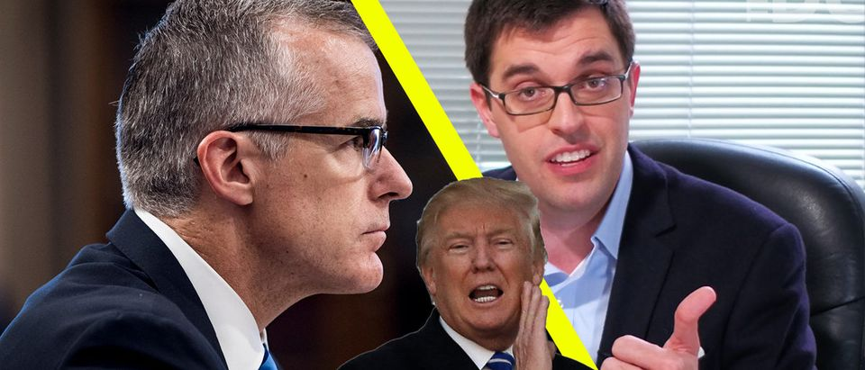 Unfake The News: Andrew McCabe Is Misleading America And The Media Is Giving Him A Pass
