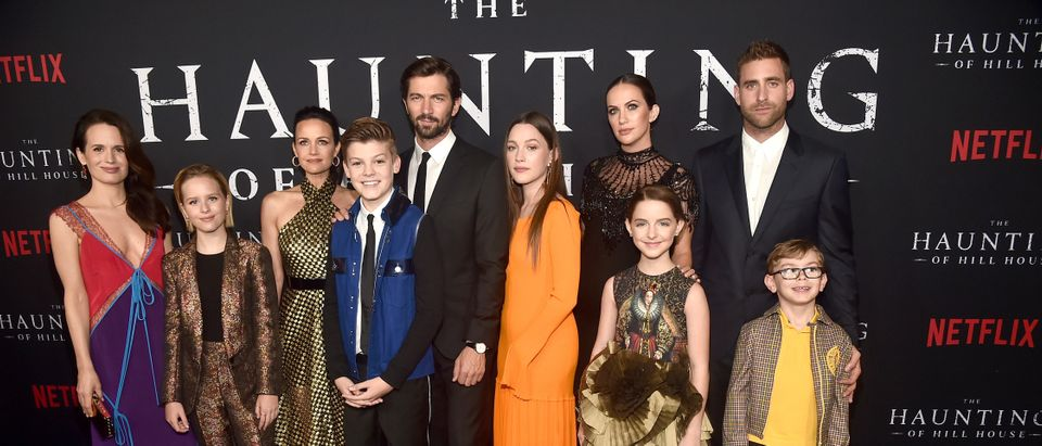 """Netflix's """"The Haunting Of Hill House"""" Season 1 Premiere - Red Carpet"""