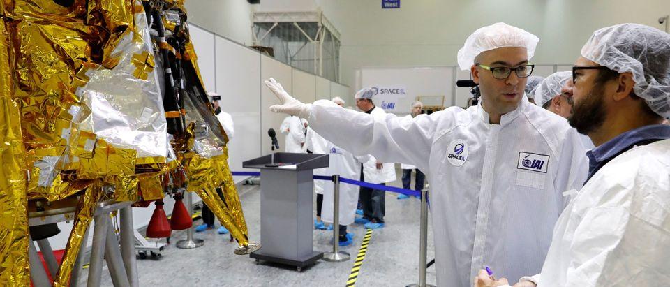ISRAEL-SPACE-SCIENCE