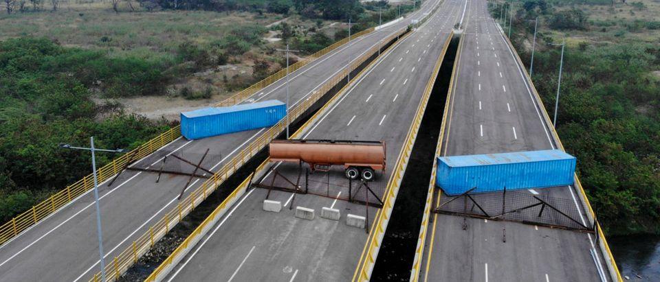 COLOMBIA-VENEZUELA-CRISIS