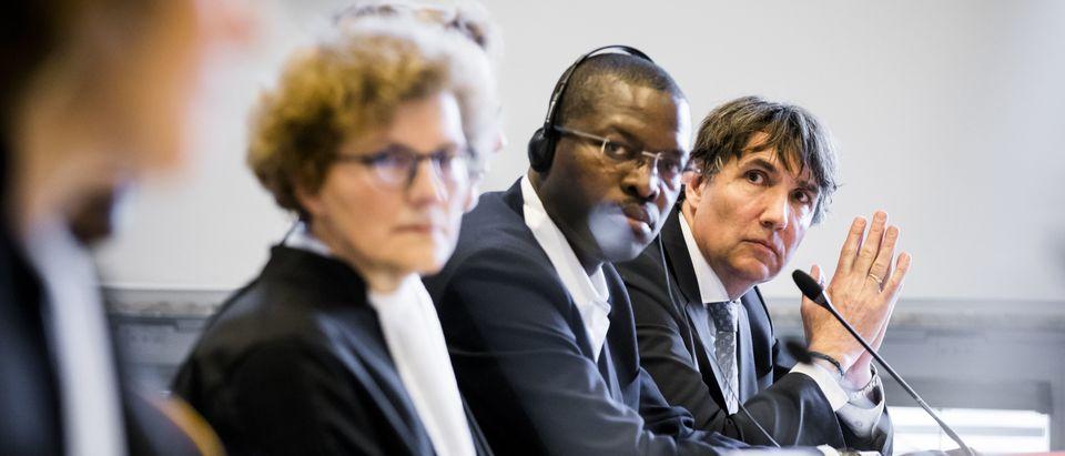 NETHERLANDS-NIGERIA-JUSTICE