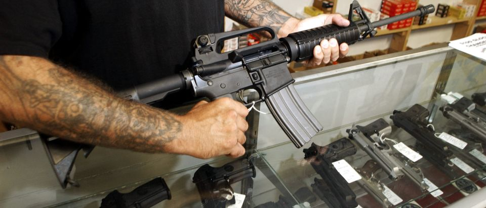 Assault Weapons Ban Expires