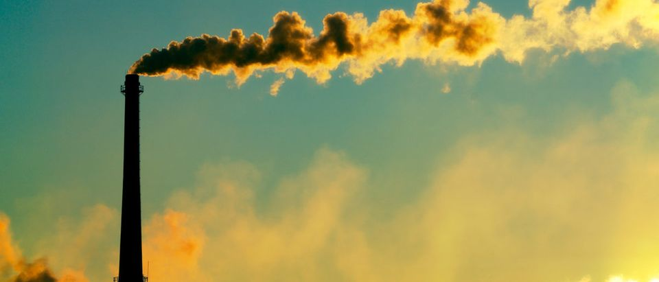 Greenhouse gases. Shutterstock