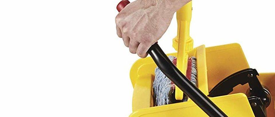 Mop Bucket Header